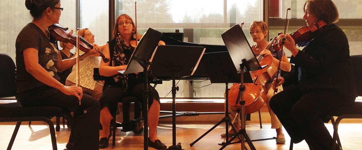 Adult Chamber Music Retreat