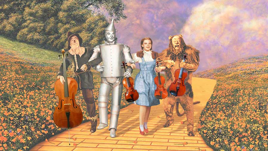 Wizard String Quartet